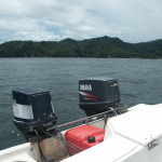 Außenborder Speyside Tobago
