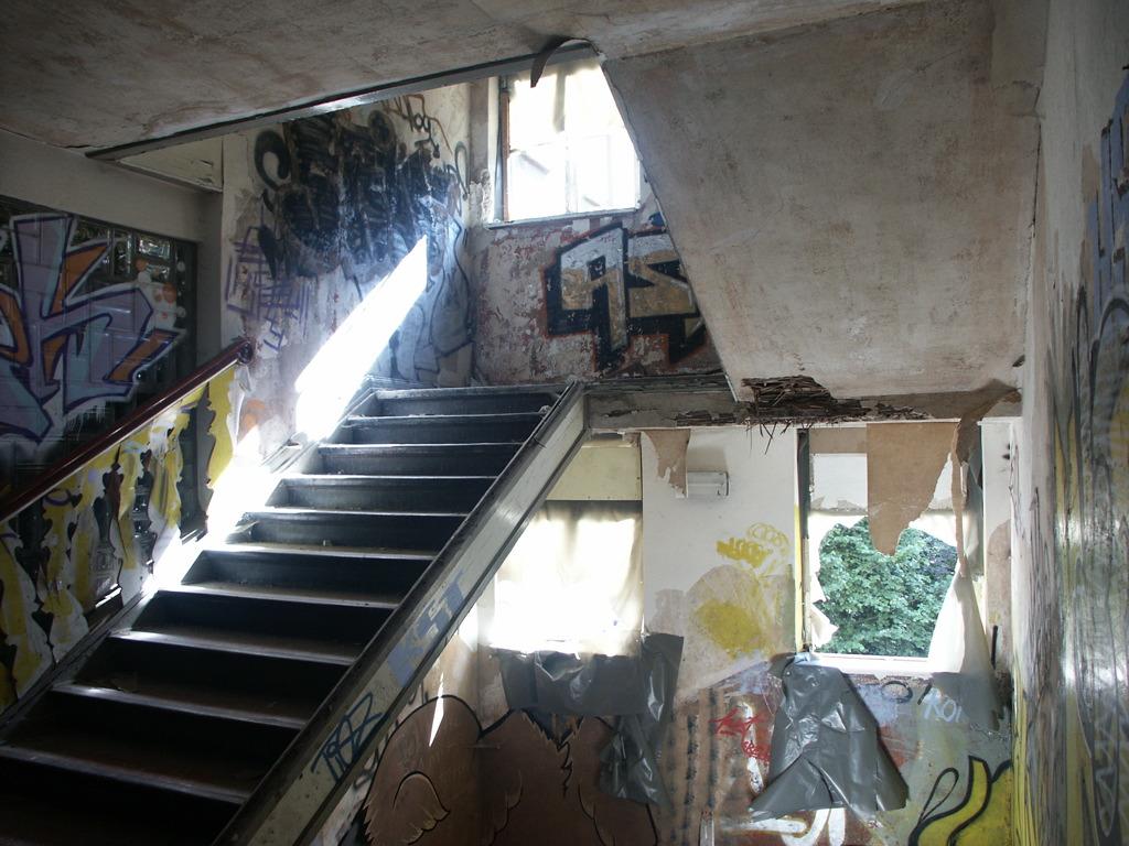 Lost place psychiatrie bielefeld