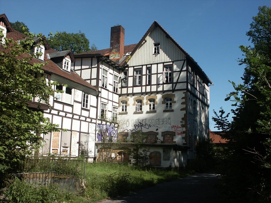 Lost Places - Der Eichhof in Eckardtsheim (Bielefeld