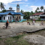 Dein einheimische Schule - Maratua Atoll