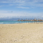 Der Strand bei S'Arenal