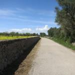 Typischer Weg bei Sa Torre