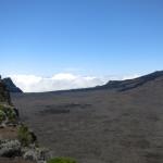 Vulkanlandschaft am Piton de la Fournaise
