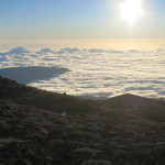 Der Morgen vom Piton des Neiges