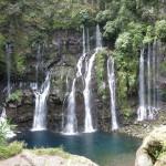 Wasserfäller allerorten