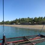 Küste beim Apo Reef Club